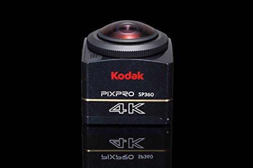 Kodak DVC-SP360 4K-BK-EU-5 PixPro Action Cam Dual Pro Pack - 5