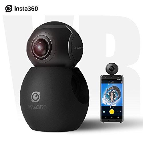 Insta360 Air Compact Mini Panorama 360 Grad 3K HD Kamera Dual Weitwinkel-Fischaugen-Objektiv VR Modus für OPPO R9 / Huawei P9 Mate9 / LG V20 Andriod Smartphone - 9