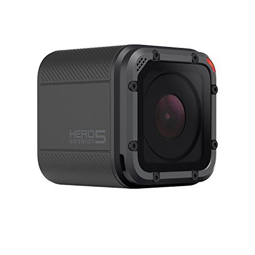 GoPro HERO5 Session Action Kamera (10 Megapixel) schwarz/grau - 3