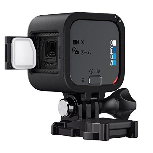 GoPro HERO5 Session Action Kamera (10 Megapixel) schwarz/grau - 6
