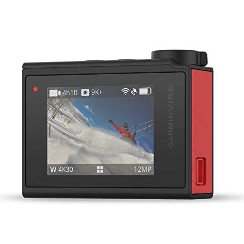 Garmin VIRB Ultra 30 Actionkamera – 4K-HD-Aufnahmen – Sprachsteuerung - 5