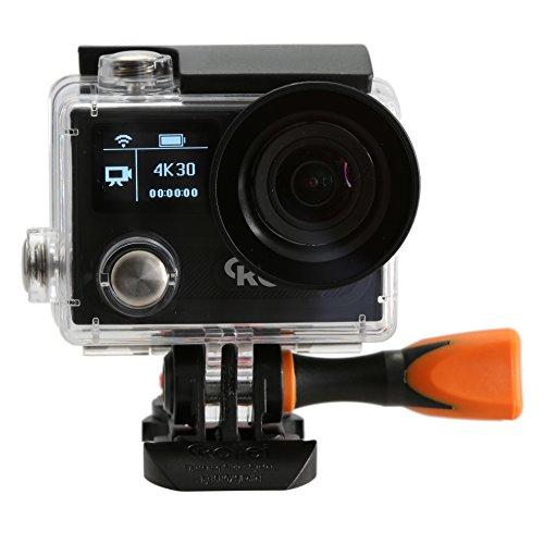 Rollei Actioncam 430 - Leistungsstarker WiFi Camcorder mit 4K, 2K, Full HD Videoauflösung und Slow-Motion, U3 Karten verwenden - Schwarz - 10