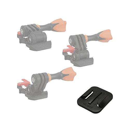 Rollei Safety Pad - Sicherheitsklebepad für Actioncams mit definierten Sollbruchstellen - 3