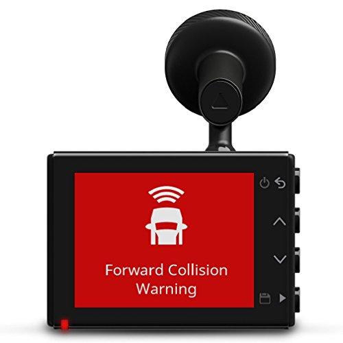 Garmin Dash Cam 55 - ultrakompaktes Design, 3,7 MP Kamera mit Schnappschussfunktion, Sprachsteuerung, Fahrspurassistent, Go!-Alarm und Überwachungsmodus Beim Parken - 5