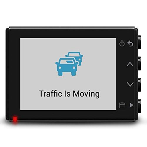 Garmin Dash Cam 55 - ultrakompaktes Design, 3,7 MP Kamera mit Schnappschussfunktion, Sprachsteuerung, Fahrspurassistent, Go!-Alarm und Überwachungsmodus Beim Parken - 6