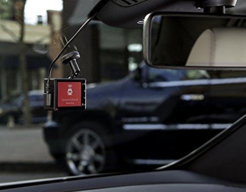 Garmin Dash Cam 65W Kamera - 2,1 MP Kamera mit 180° Weitwinkelobjektiv für Videoaufnahmen bis 1080p, Sprachsteuerung, Sicherheitsfunktionen, ultrakompaktes Design mit 2 Zoll (5,08 cm) Farbdisplay - 3