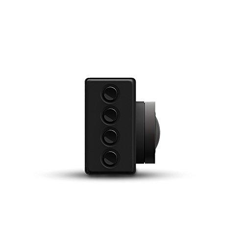 Garmin Dash Cam 65W Kamera - 2,1 MP Kamera mit 180° Weitwinkelobjektiv für Videoaufnahmen bis 1080p, Sprachsteuerung, Sicherheitsfunktionen, ultrakompaktes Design mit 2 Zoll (5,08 cm) Farbdisplay - 5