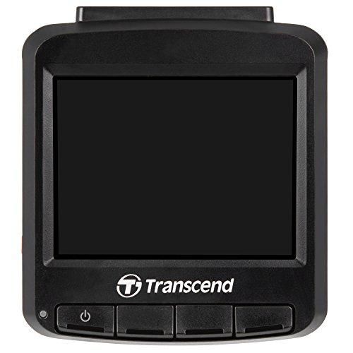 Transcend TS16GDP230M DrivePro 230 Full-HD Autokamera (6,1 cm (2,4 Zoll), Farbdisplay, Inklusive 16GB Micro SDHC Speicherkarte, MLC, Wifi, Speed Alarm, GPS) schwarz - 3