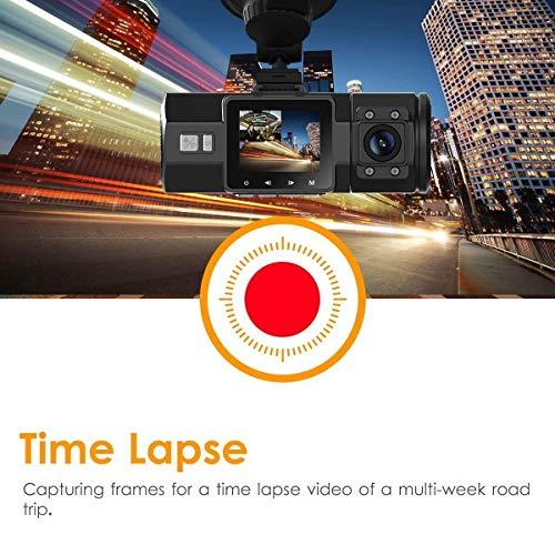 Vantrue N2 Pro Dual Dashcam full HD 1080P Auto Kamera - 8