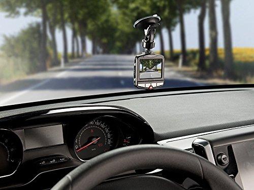 NavGear Dashcam 4K GPS: 4K-UHD-Dashcam