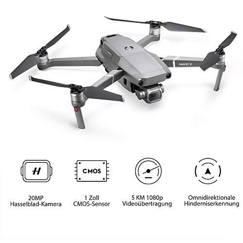 DJI Mavic 2 Pro + Fly More Kit – Drohne mit Hasselblad Kamera - 4