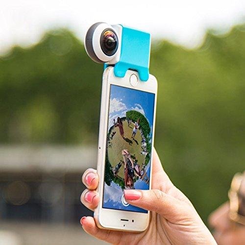 Giroptic iO - 360 Grad HD-Kamera für iPhone und iPad - 2