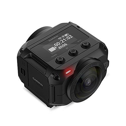 Garmin VIRB 360 - wasserdichte 360-Grad-Kamera mit GPS