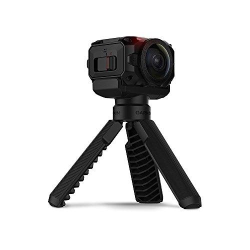 Garmin VIRB 360 - wasserdichte 360-Grad-Kamera mit GPS und bis zu 5,7K/30fps Auflösung oder 4K/30fps mit Auto-Stitching Funktion und sphärischer Bildstabilisierung - 2