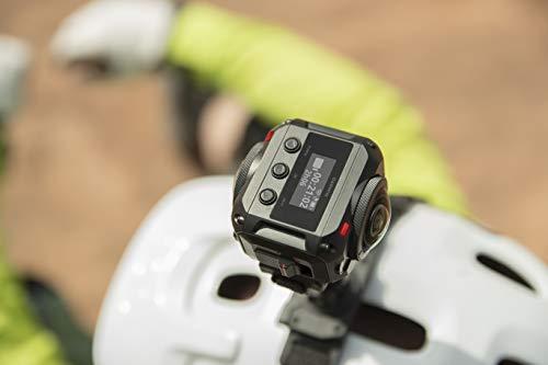 Garmin VIRB 360 - wasserdichte 360-Grad-Kamera mit GPS und bis zu 5,7K/30fps Auflösung oder 4K/30fps mit Auto-Stitching Funktion und sphärischer Bildstabilisierung - 9