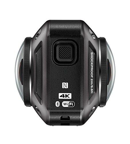 Nikon KeyMission 360 schwarz - 8