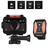 Sport-Kameras, SOOCOO S60 HD 1080P 1.5 Zoll LCD-Schirm WiFi-Sport-Kamera, 170 Grad-Weitwinkelobjektiv, 60m Wasserdicht